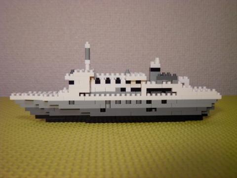 2011/11/21 客船