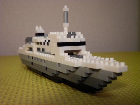 2012/11/21 客船