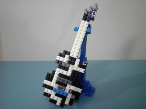 布袋ギター&ギタースタンド