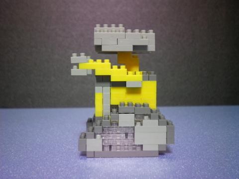 WALL-E側面