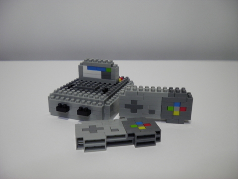 スーパーファミコン+カセット