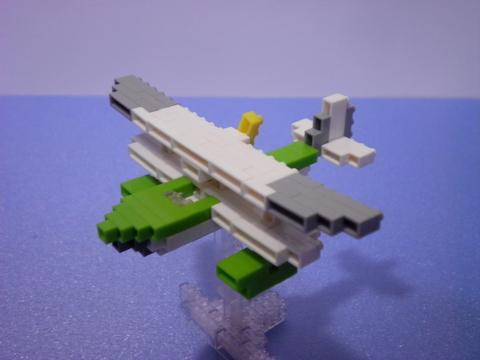 ジーナの飛行艇