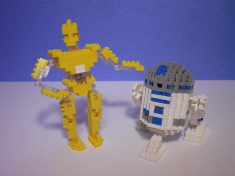 C3-PO&R2-D2