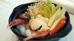 ズゴック豆腐鍋